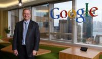 谷歌前CEO:美国限制与中国分享技术对科技发展有害
