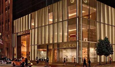 中国消费者GUCCI热情减弱,GUCCI携美妆系列开创新店