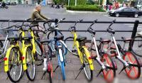 外媒:中国共享单车企业烧钱大战后都投入了巨头的怀抱