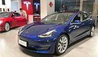 特斯拉獲新能源汽車補貼:國產Model 3購車享補貼