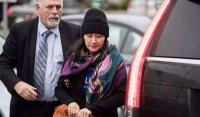 加拿大法院公布孟晚舟被捕畫面:遭海關搜查盤問3小時