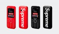 Supreme推出联名定制功能手机会炒到多少钱?