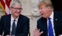 美國總統特朗普將和庫克參觀蘋果本土的Mac Pro組裝廠