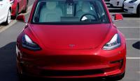 特斯拉:上海工厂生产的Model 3电动汽车可以预订