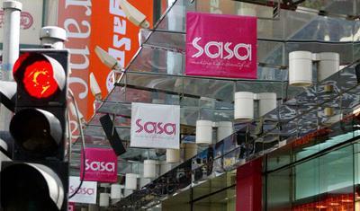 香港销售表现疲软:莎莎销售额大降、周大福也不好过
