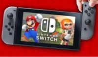 腾讯:将引进任天堂游戏平台Nintendo Switch