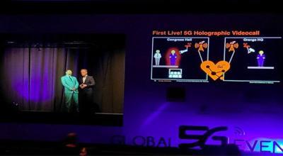中興通訊與Orange展示5G在汽車、機器人和娛樂方面的先進應用