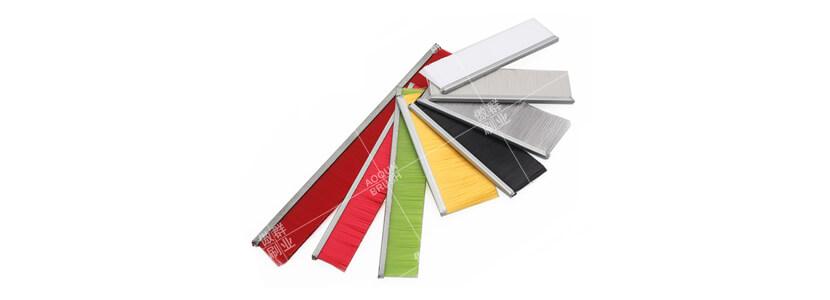 4种常用的尼龙毛刷条的特性,你分得清吗?【傲群刷业】