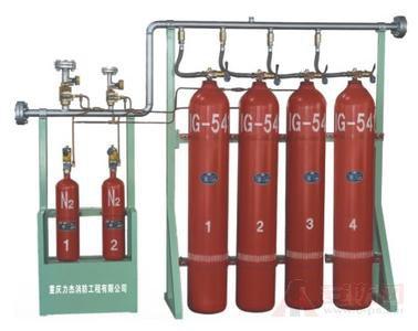 气体灭火减压装置应该如何安装