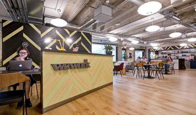 WeWork出售Managed by Q减少压力